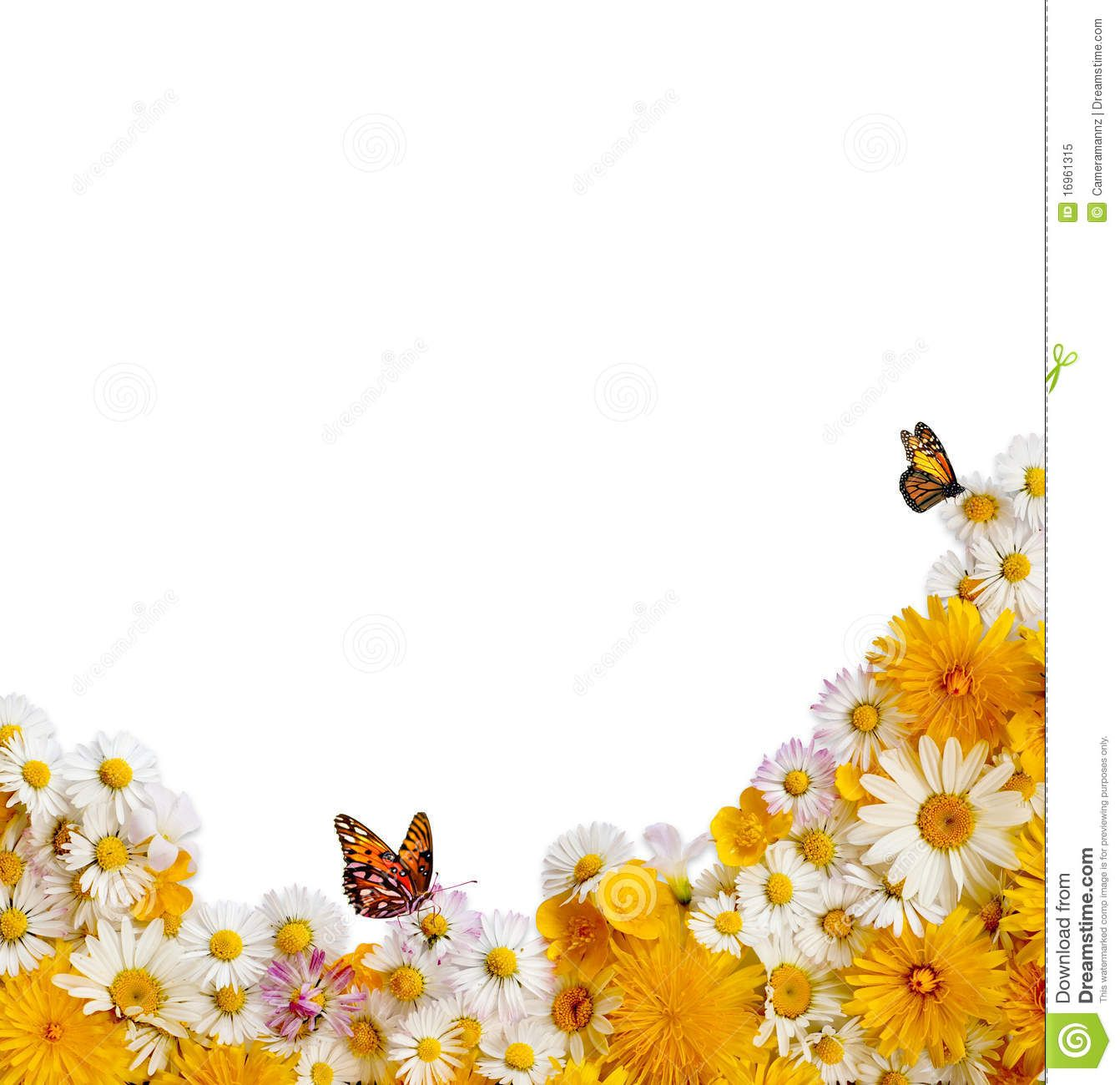 Flower borders images free google search borders and frames flower borders images free google search flower borders flower clipart animated christmas pictures mightylinksfo