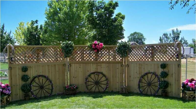 Western Wedding Decorations   Garden Arbor Or Garden Arbor Two Arch Backdrop
