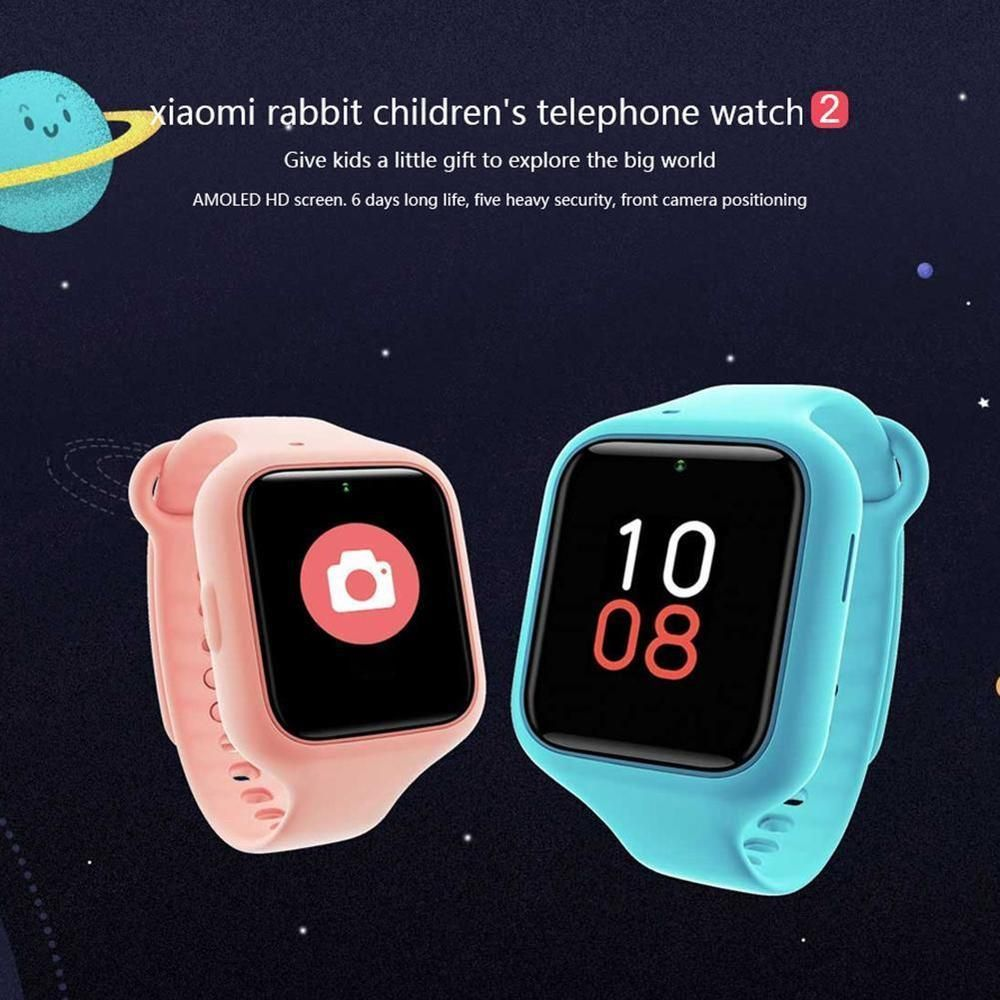 f77094b193a Xiaomi Mitu Smart Watch Positioning Security Band Phone Watch w  Camera for  Kids (eBay Link)