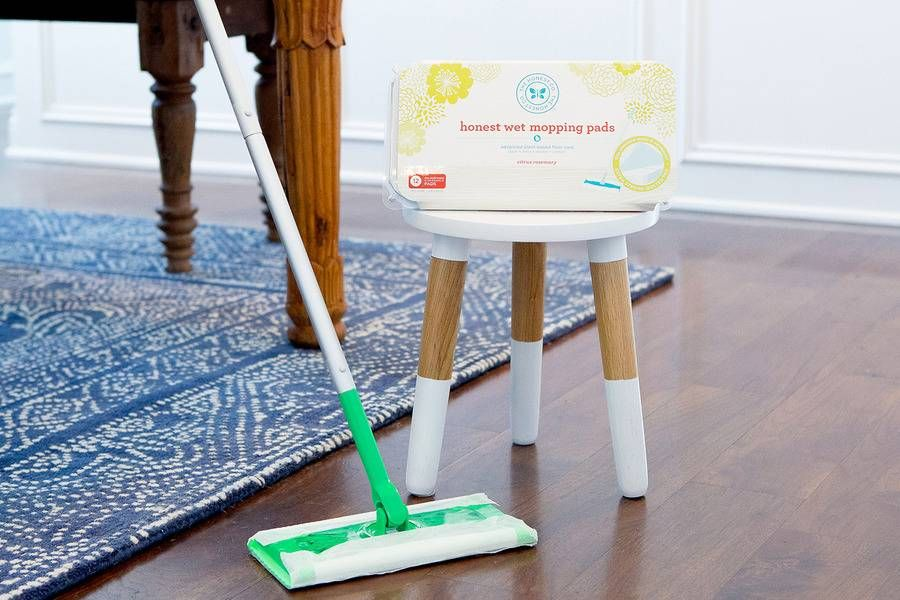 Wet Mop Pads Floor Cleaning 8 95