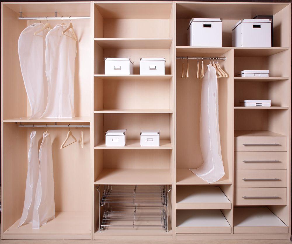 20 Tipps für einen aufgeräumten Kleiderschrank | WOHNEN ...