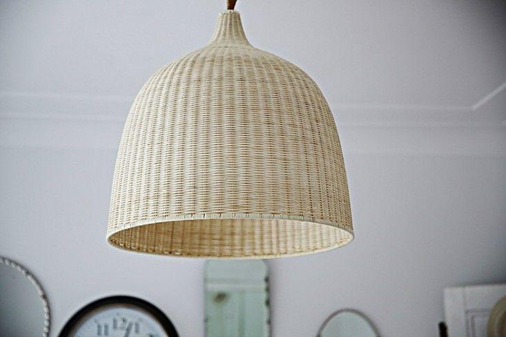 Design Sleuth 6 Summery Natural Fiber Pendant Lights