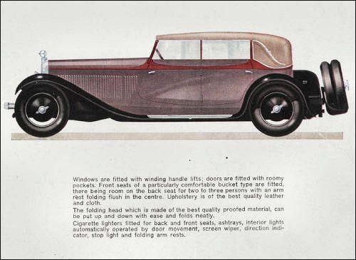 Austro Daimler 1930
