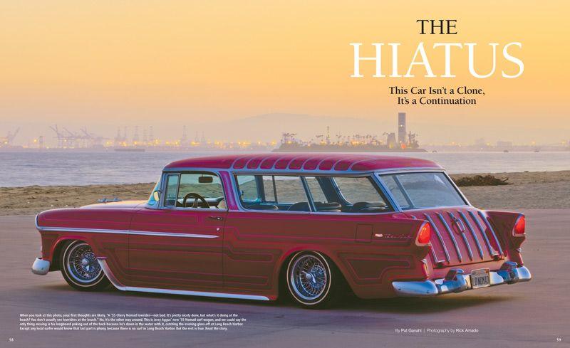 Issue 55 Custom Cars Rodder Car