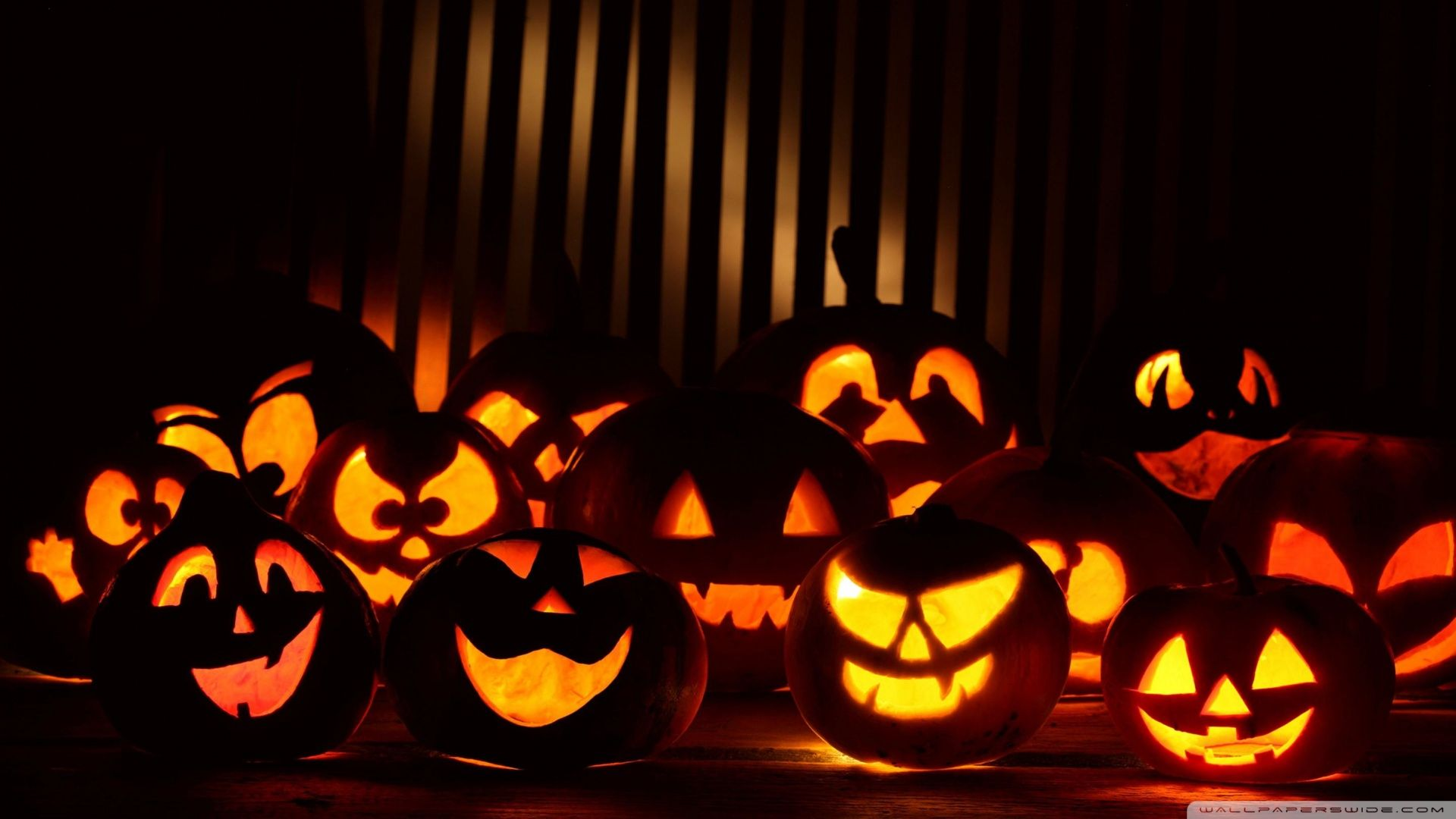 Download 50 Cute And Happy Halloween Wallpapers Hd For Free Halloween Images Pumpkin Wallpaper Halloween Pumpkins Carvings