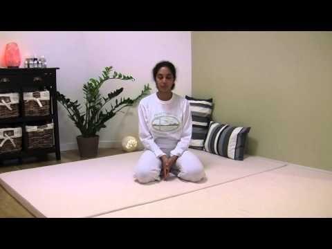 Auto shiatsu et Do In par Stéphanie Atsé - Exercices pour faire circuler l'énergie - YouTube