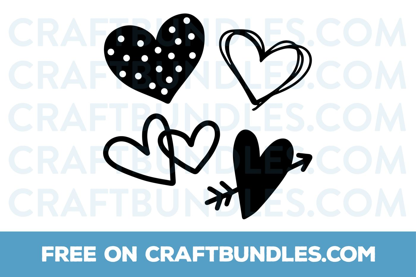 Free Doodle Hearts Free Doodles Heart Graphics Free