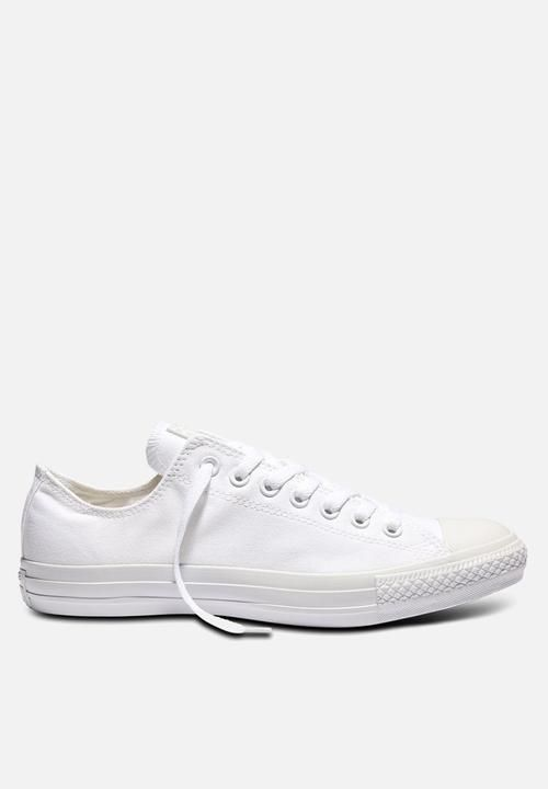 5298897f4710 Converse Chuck Taylor All Star Sneakers White