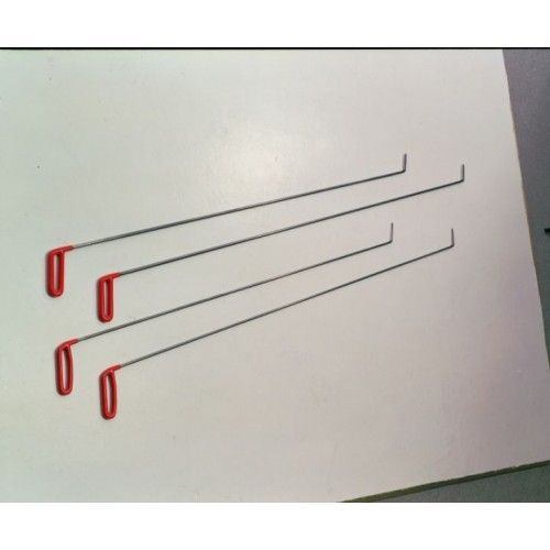 PDR TOOLS 4-Piece Side Panel Set (Made in USA) $189 www.pdrtool.com #a1tool #pdrtools paintless dent removal tools