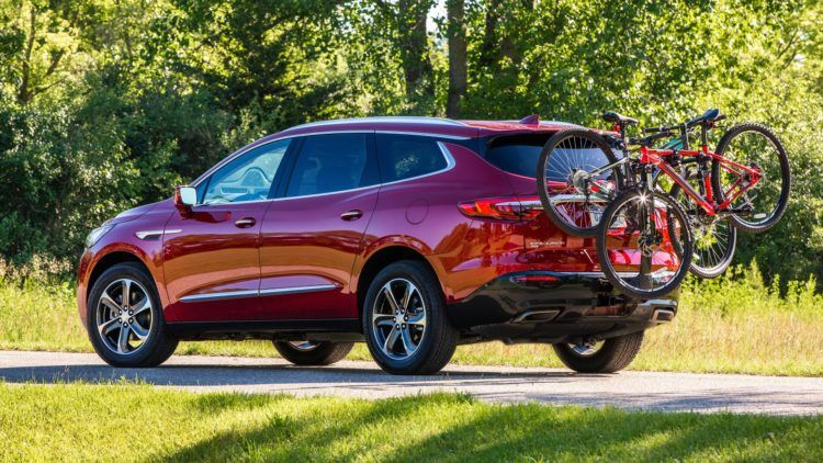 A Closer Look At The 2020 Buick Enclave Avenir In 2020 Buick Enclave Buick Enclave
