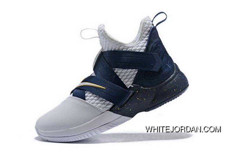 best wholesaler 1e1c6 9d287 2019 的 Women/Men Nike Lebron Soldier 12 Xii Sfg White ...