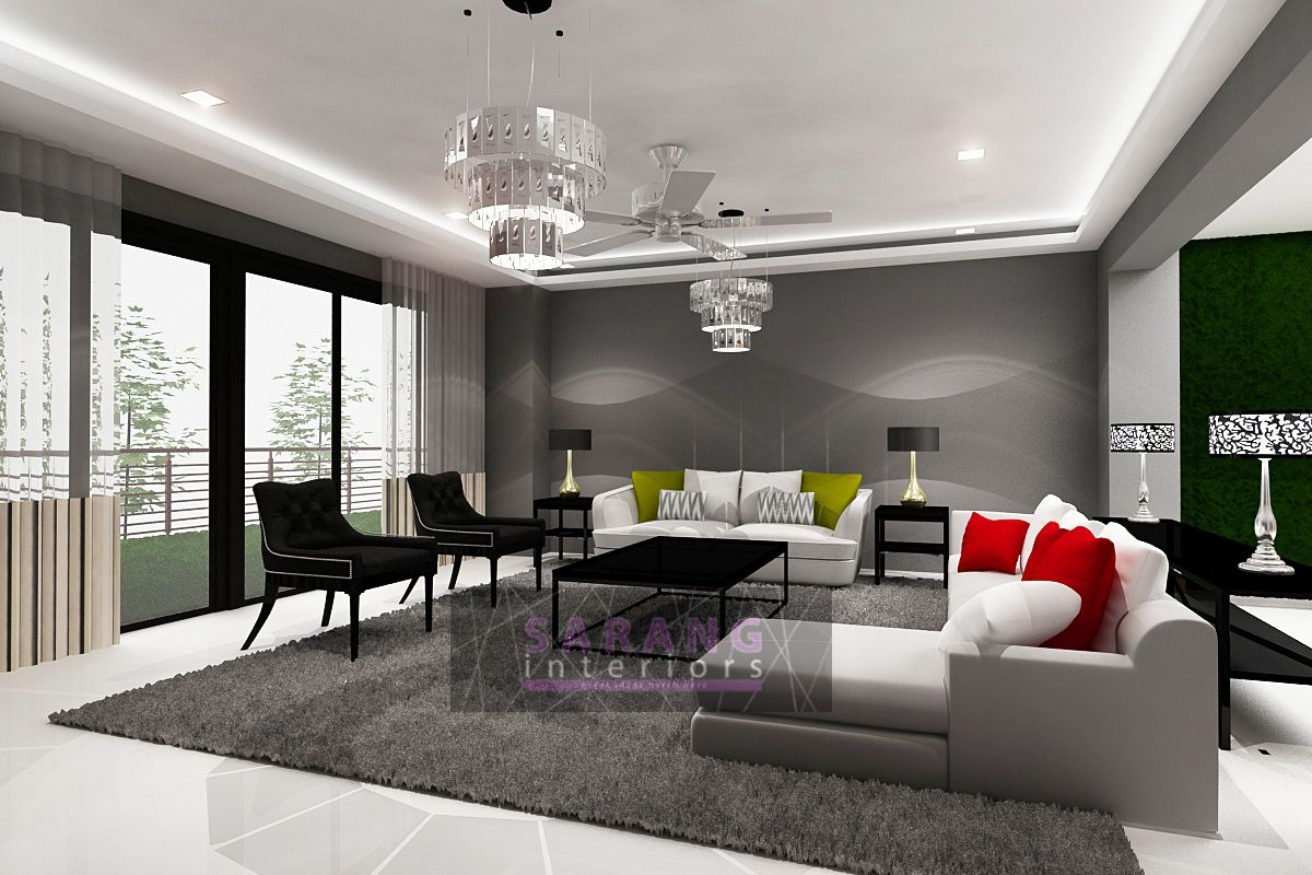 Teaser Latest Interior Design Built Works By Sarang Interiors