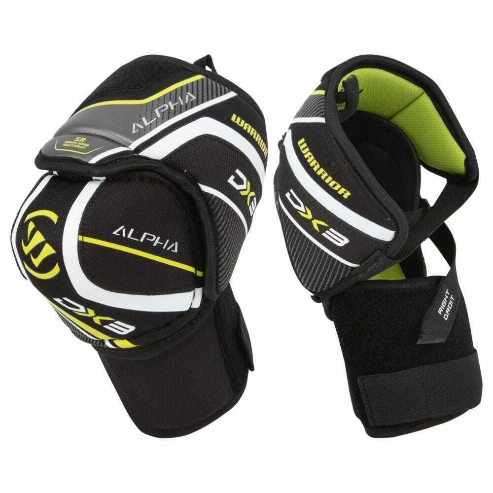 Warrior Alpha Dx3 Hockey Elbow Pads Senior Sizes Ebay Hockey Elbow Pads Elbow Pads Hockey
