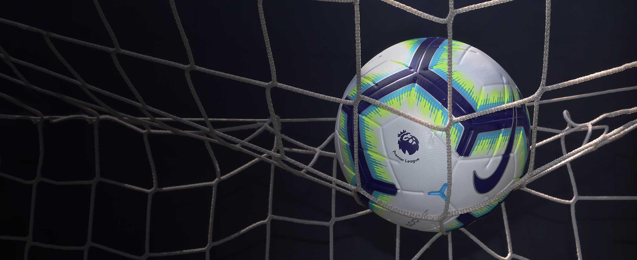 Balón de fútbol Nike para la Premier League 2018 - 2019 talla 5 - blanco   371c062d82cd2