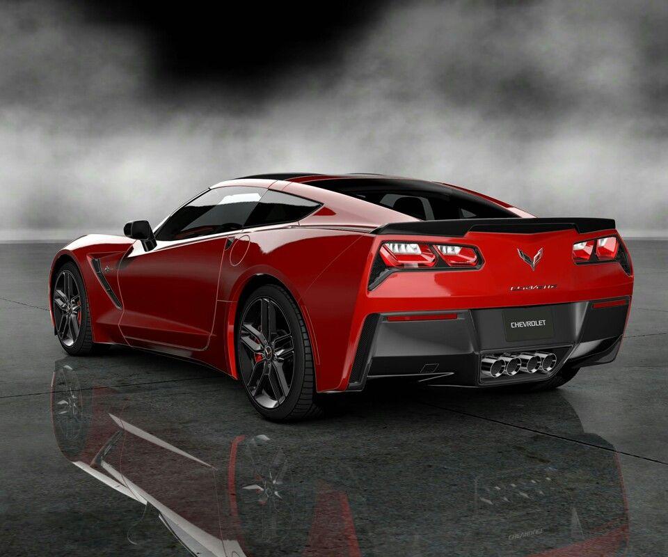 Corvette Stingray, Chevy Corvette