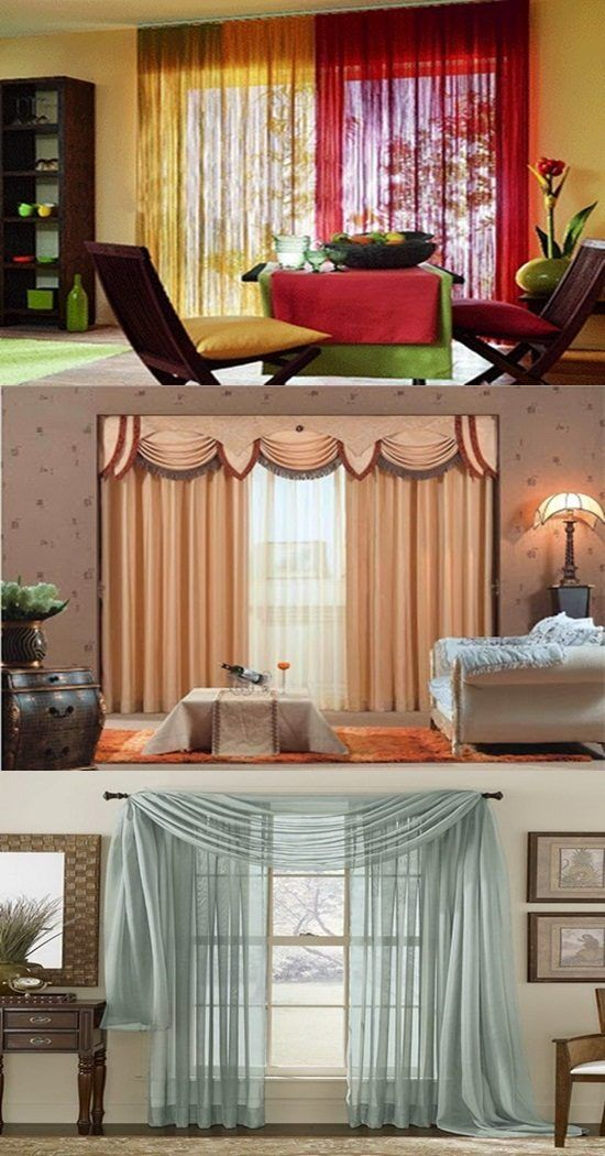 Different Types of Elegant Curtains -   interiordesign4 - Different Types Of Interior Design