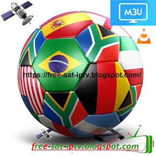 IPTV Sport Free M3u Playlist 11082020 in 2020 Sports