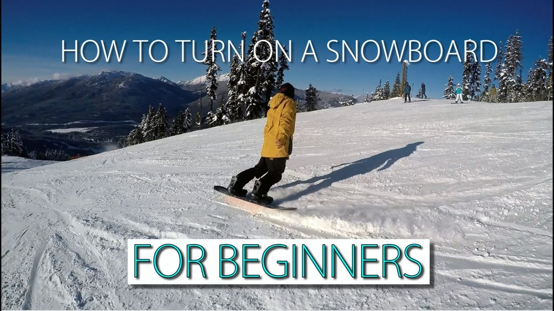 How To Turn On A Snowboard For Beginners Howtosnowboard Snowboardtutorials Snowboarding Pictures Snowboarding For Beginners Snowboarding Tips For Beginners