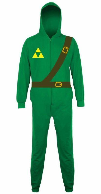 Legend of Zelda onesie