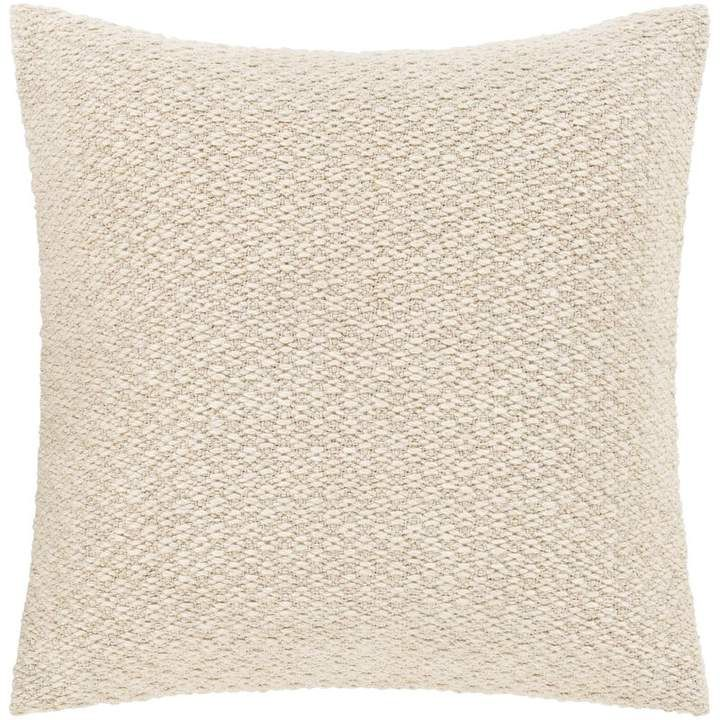 Bungalow Rose Stansel Textured Throw Pillow Throw Pillows Fur