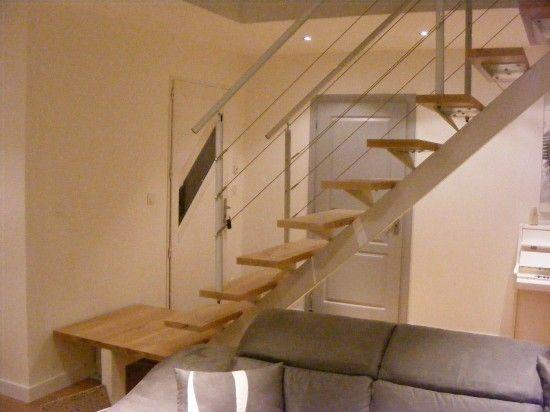 escalier balance bricolage Pinterest Articles