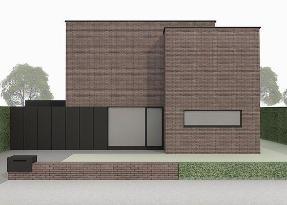 Sonja Vrancken architect / 3600 Genk / moderne woningen / Limburg / Home pagina