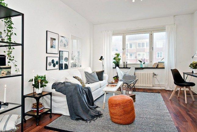 decorar piso pequeo estilo nrdico via la garbatella