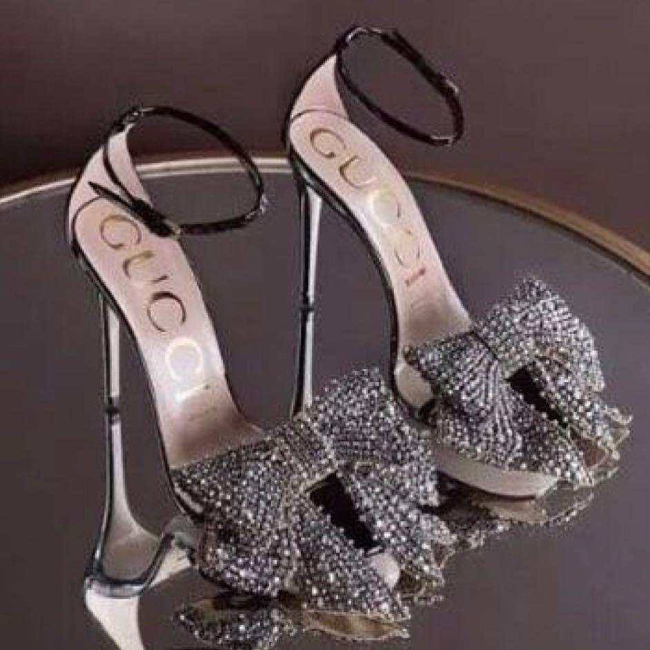 Scarpe Sposa Gucci.Instaglam Shoehorn Shoegasm Gucci Fashion Bows Glitsandglam