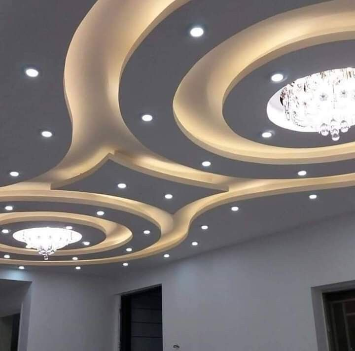 Teto De Gesso Plaster Ceiling Design Ceiling Design Interior Ceiling Design