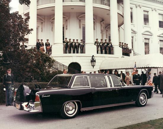 The Strange Saga of the JFK Assassination Car // Have you heard the story of what happened to the Presidential limousine that carried President Kennedy in Dallas? (Photo: Flickr user That Hartford Guy)