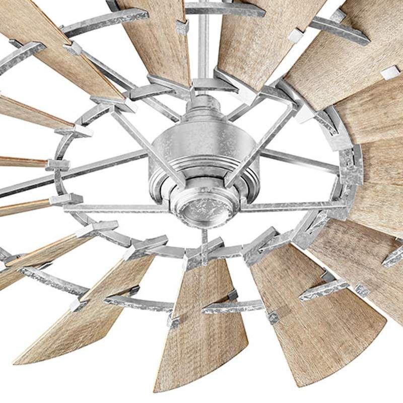 Quorum International 96015 Windmill ceiling fan, Ceiling