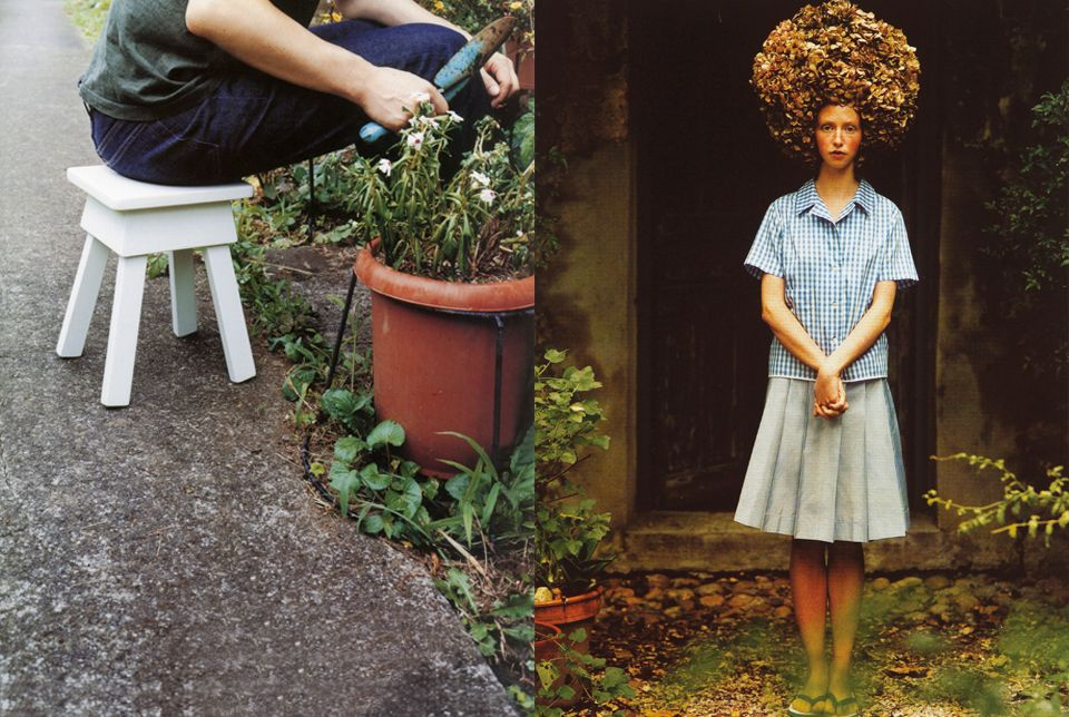 Left photo by Takashi Homma
