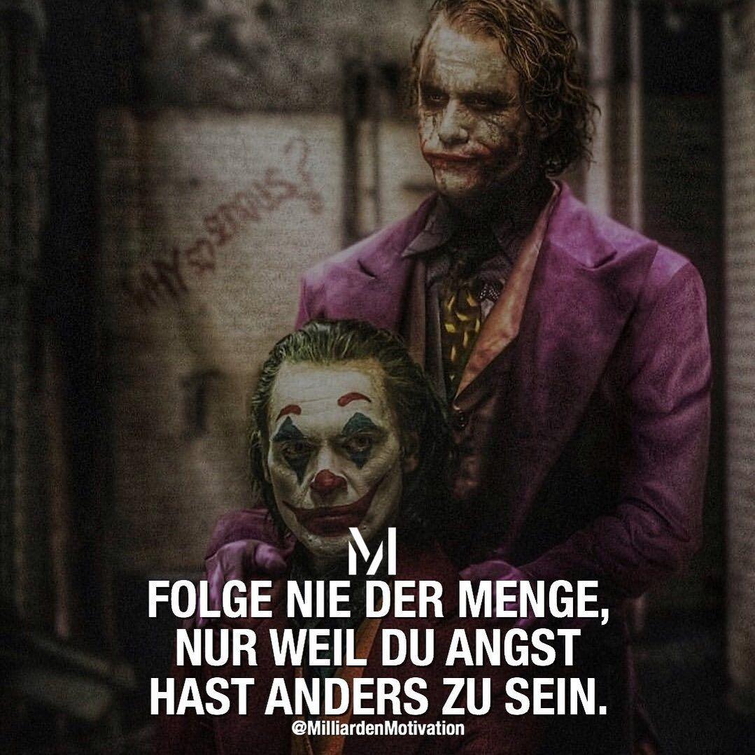 Joker SprГјche Deutsch