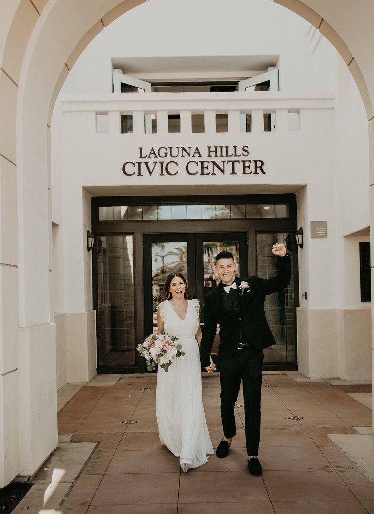 Pin On Laguna Beach Courthouse Wedding