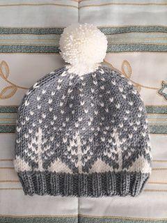 Snowy Trees Hat, #Hat #Snowy #Trees, #DiyAbschnitt, Diy Abschnitt,
