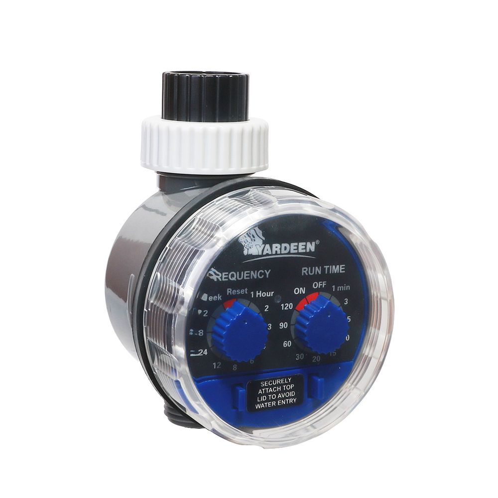 Ball Valve Automatic Watering Timer Garden Irrigation Controller Local Delivery Yardeen Irrigation Controller Irrigation Timer Water Timer