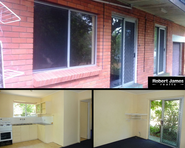 No need for a car! Unfurnished ground floor unit for rent in ...