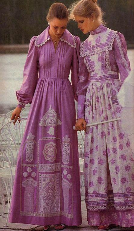 Laura Ashley 1970 S 1970s Fashion Seventies History