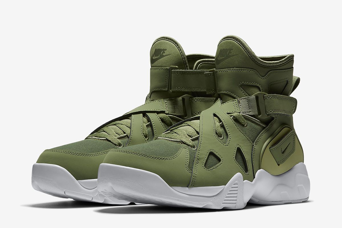 Comfortable Nike Air Unlimited Trainers Mens Palm Green Online Shopping