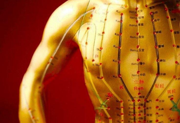 Китайская массаж для похудения