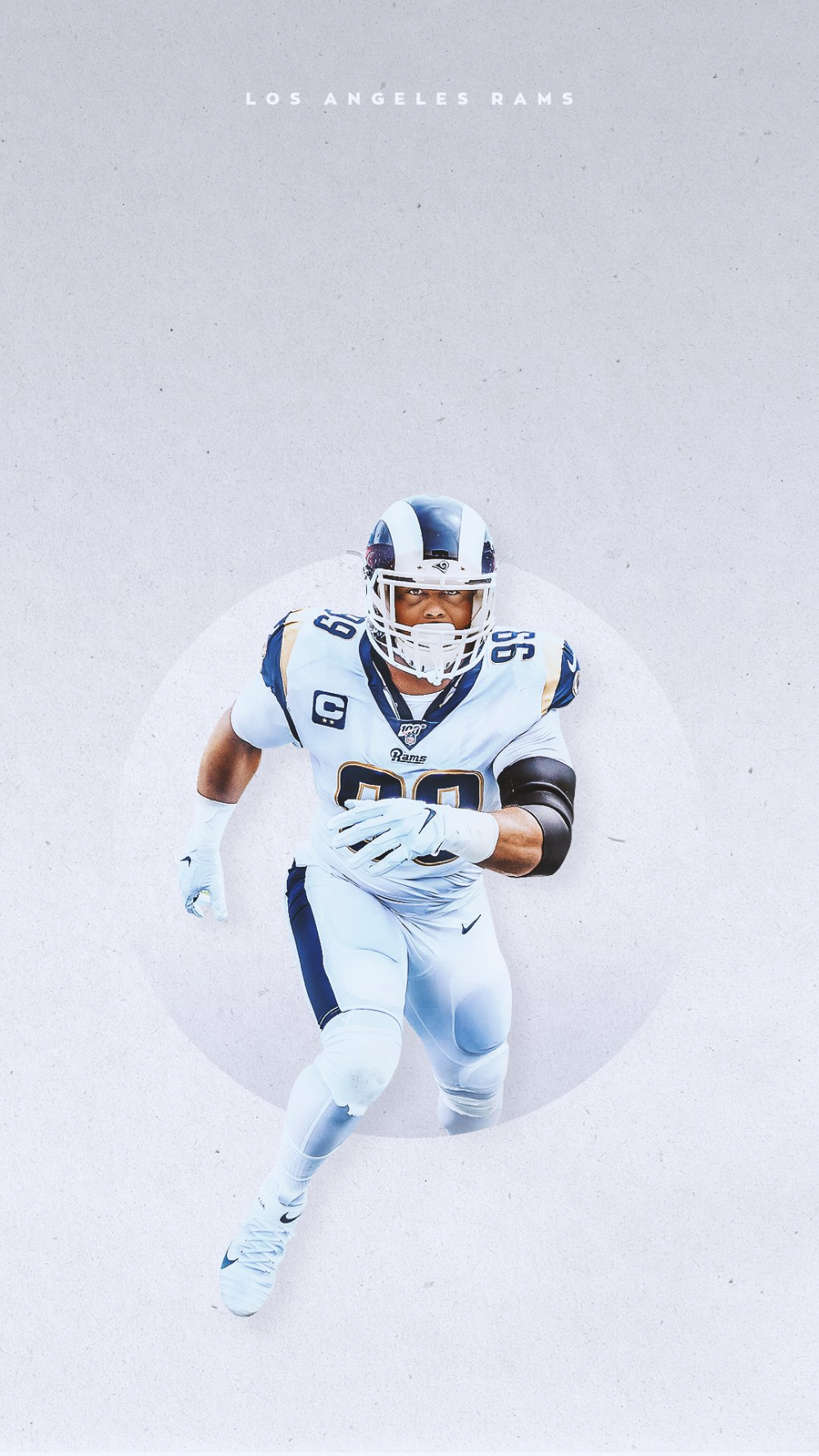 Los Angeles Rams On Twitter Sports Graphic Design Nfl Football Art Sports Design