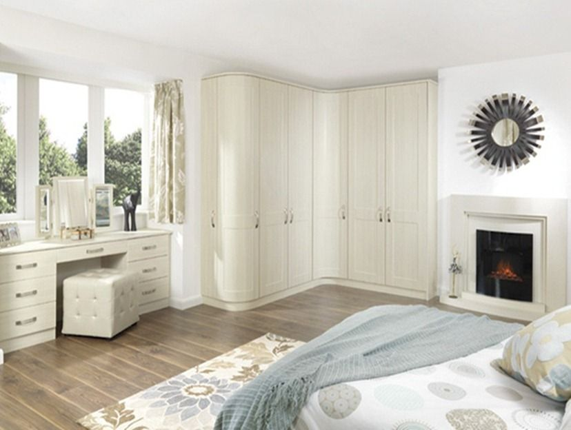 Curved Doors Fitted Wardrobes Fitted Bedroom Furniture