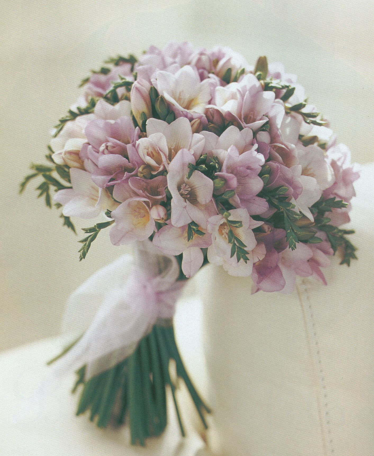 Pink Freesias Lavender Wedding Bouquet Alstroemeria Bouquet Wedding Freesia Wedding Bouquet