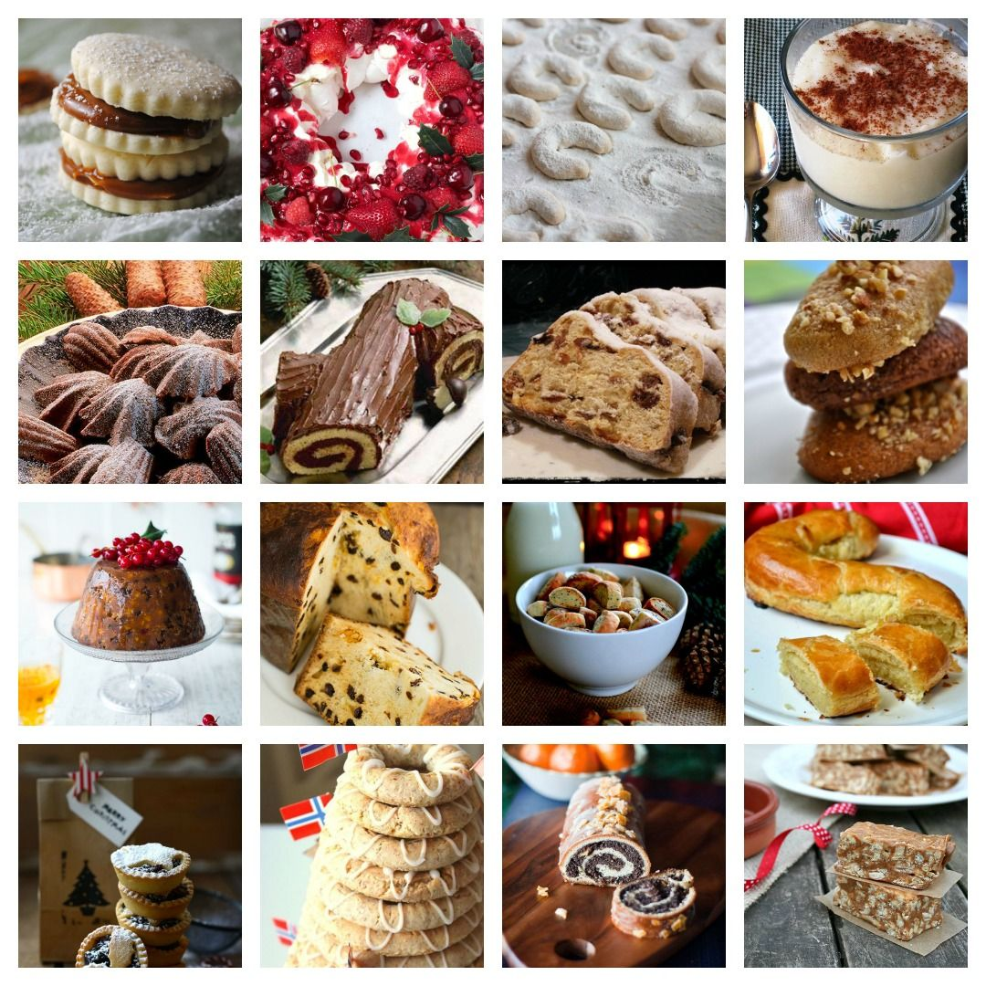 75 Christmas Desserts From Around The World