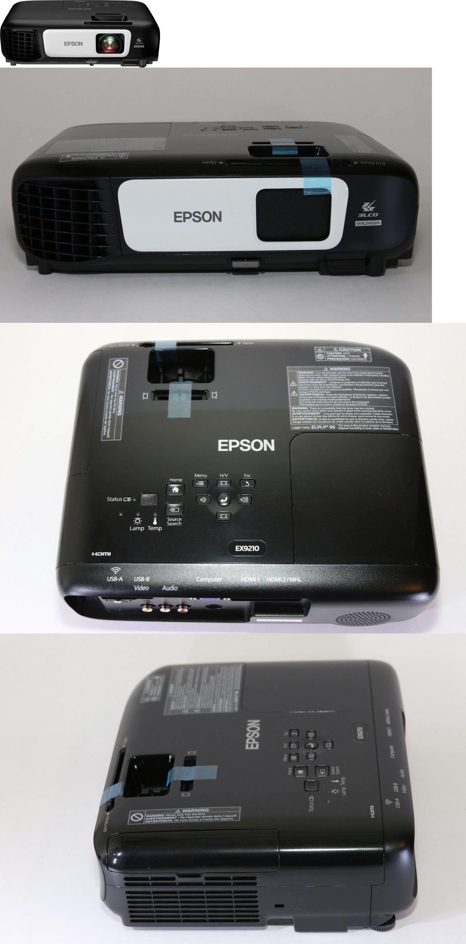 Projectors 25321: Epson Pro Ex9210 Wireless 1080P+ Wuxga