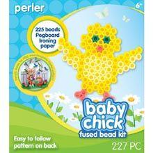 Perler Beads Baby Chick Activity Kit - Herrschners