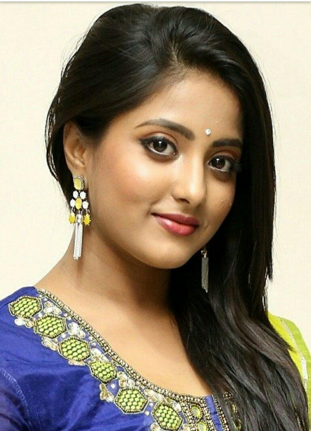 Cute Arpitha Enny in Half Saree - Cine Gallery