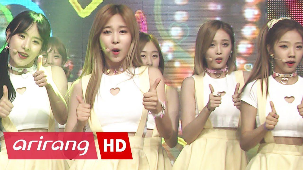 Simply K-Pop _ WJSN(우주소녀) _ BeBe(베베) _ Ep 231 _ 090616