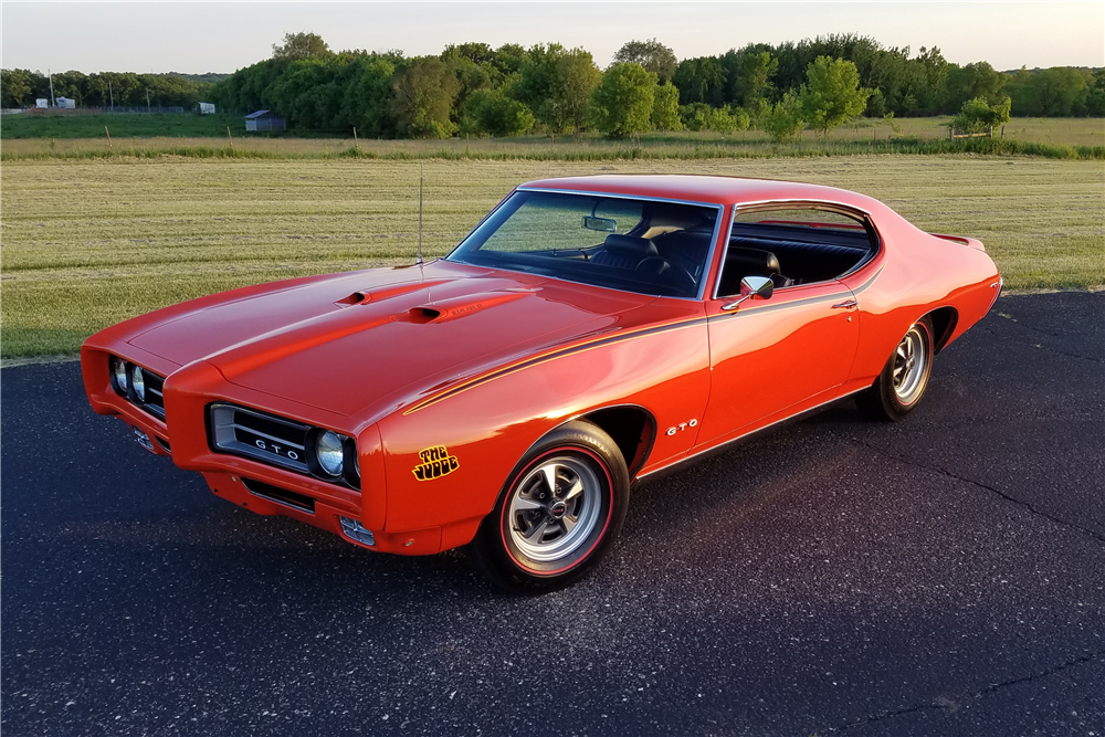 1969 PONTIAC GTO JUDGE RAM AIR IV | Cars | Pinterest | Barrett ...