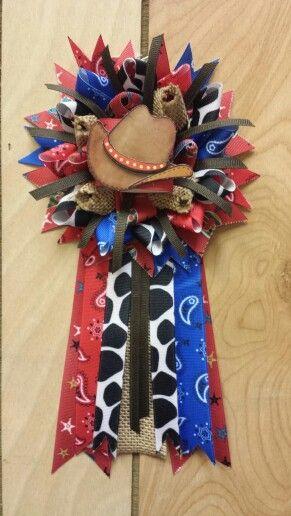 Western Baby Corsage Cowboy Baby Shower Cowboy Baby Shower